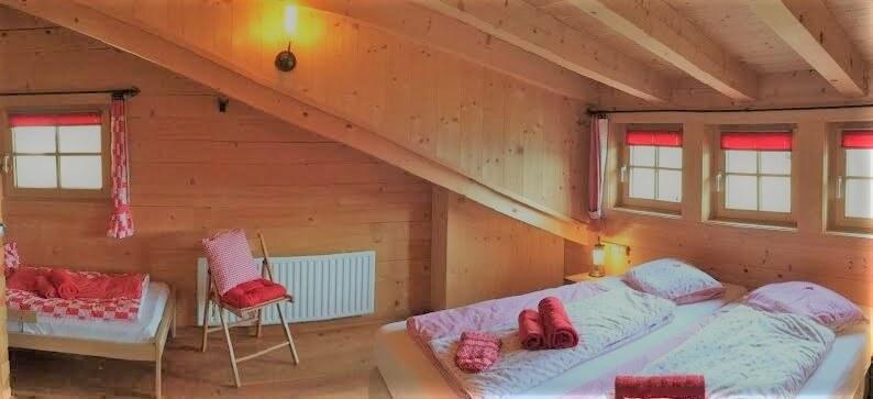 Brammetje slaap en badkamer 5